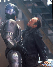 Peter Weller in Robocop Poster and Photo