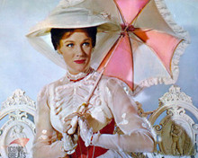 Julie Andrews in Mary Poppins Poster and Photo
