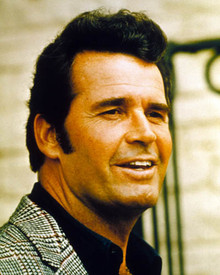 James Garner in The Rockford Files Poster and Photo