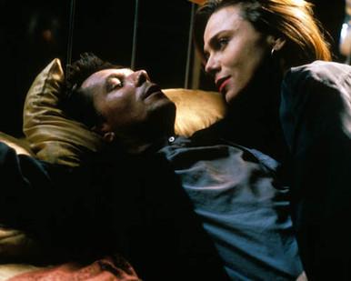 Gary Oldman & Lena Olin in Romeo is Bleeding Poster and Photo