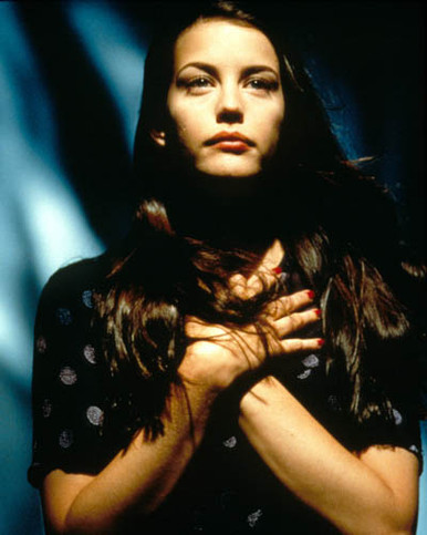 Liv Tyler in Armageddon Poster and Photo