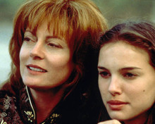 Susan Sarandon & Natalie Portman in Anywhere But Here Poster and Photo