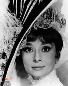Audrey Hepburn in My Fair Lady Poster and Photo