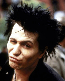 Gary Oldman in Sid and Nancy Poster and Photo