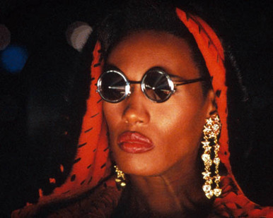 Grace Jones in Boomerang Poster and Photo