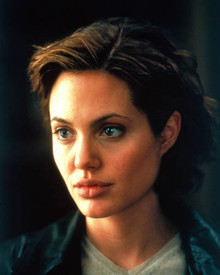 Angelina Jolie in The Bone Collector Poster and Photo