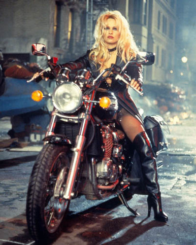 Pamela Anderson in Barb Wire Poster and Photo