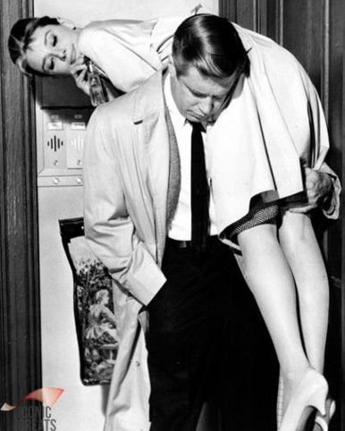 George Peppard & Audrey Hepburn in Breakfast at Tiffany's Poster and Photo