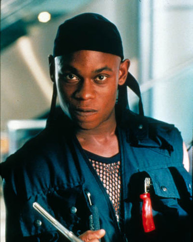 Bokeem Woodbine in The Big Hit Poster and Photo