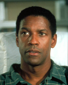 Denzel Washington in The Bone Collector Poster and Photo