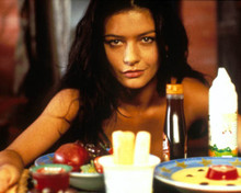 Catherine Zeta Jones in Blue Juice Poster and Photo