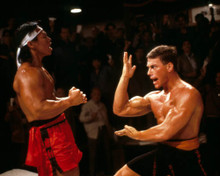 Jean-Claude Van Damme in Bloodsport Poster and Photo