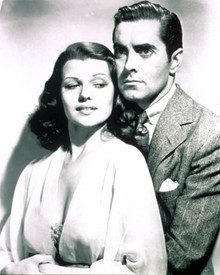 Rita Hayworth & Tyrone Power in Blood and Sand (1941) Poster and Photo