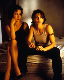 Jennifer Tilly & Gina Gershon in Bonds of Love Poster and Photo