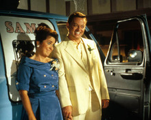 David Graf & Henriette Mantel in The Brady Bunch Movie (1995) Poster and Photo