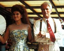 Paul Newman & Lolita Davidovich in Blaze Poster and Photo