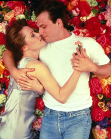 Mary Stuart Masterson & Christian Slater in Bed of Roses Poster and Photo