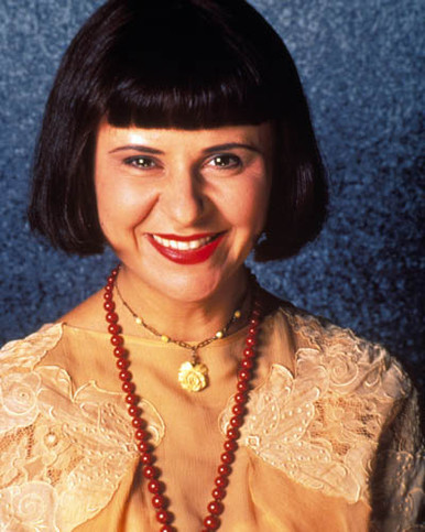 Tracey Ullman in Bullets Over Broadway Poster and Photo