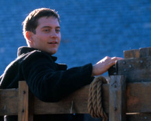 Tobey Maguire in The Cider House Rules Poster and Photo