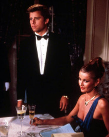 Maxwell Caulfield & Stephanie Beacham in The Colbys Poster and Photo