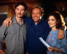 Kevin Kline & Mary Elizabeth Mastrantonio in Consenting Adults Poster and Photo