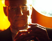 Patrick Stewart in Conspiracy Theory Poster and Photo