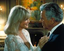John Forsythe & Linda Evans in Dynasty Poster and Photo