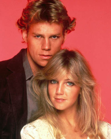 Al Corey & Heather Locklear in Dynasty Poster and Photo