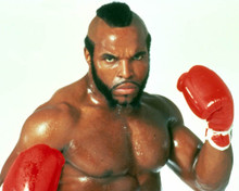 Mr. T in The A-Team Poster and Photo