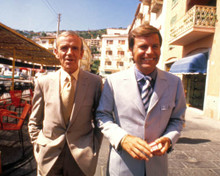 Fred Astaire & Robert Wagner in It Takes a Thief Poster and Photo