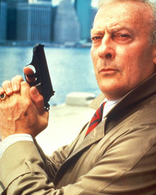 Edward Woodward in The Equalizer Poster and Photo