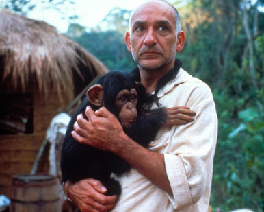 Ben Kingsley in O Quinto Macaco a.k.a. The Fifth Monkey Poster and Photo
