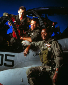 Brad Johnson & Danny Glover in Flight of the Intruder Poster and Photo