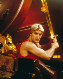 Sam Jones in Flash Gordon Poster and Photo