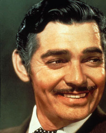 Clark Gable in Gone with the Wind Poster and Photo