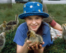 Anna Paquin in Fly Away Home Poster and Photo