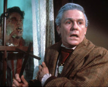 Roddy McDowall in Fright Night Poster and Photo