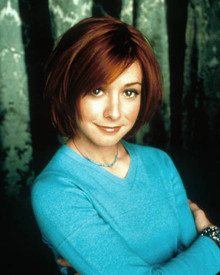 Alyson Hannigan in Buffy The Vampire Slayer (1997) Poster and Photo