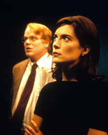Philip Seymour Hoffman & Lara Flynn Boyle in Happiness Poster and Photo