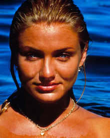 Cameron Diaz in Head Above Water Poster and Photo
