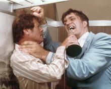 Roger Moore & Richard Kiel in Moonraker Poster and Photo
