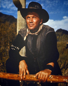 Cameron Mitchell in The High Chapparral Poster and Photo