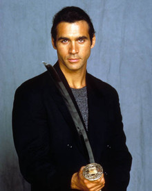 Adrian Paul in Highlander (1992-97) Poster and Photo
