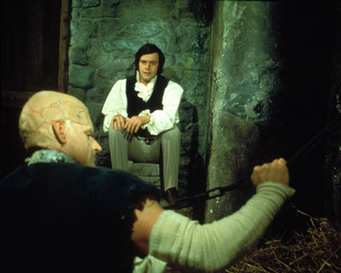 Ralph Bates in Horror of Frankenstein Poster and Photo