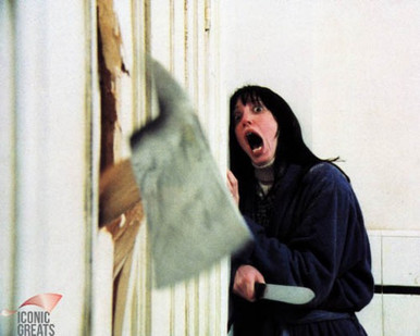 Shelley Duvall in The Shining (1980) Poster and Photo