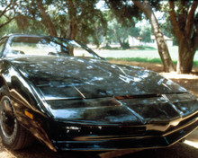 Kitt in Knight Rider Poster and Photo