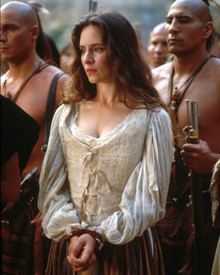 Madeleine Stowe in Last of the Mohicans Poster and Photo
