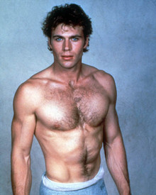Jon-Erik Hexum in Making of a Male Model Poster and Photo