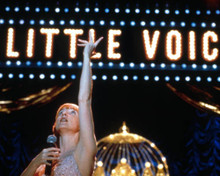 Jane Horrocks in Little Voice Poster and Photo