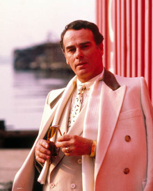 Dean Stockwell in Married to the Mob Poster and Photo